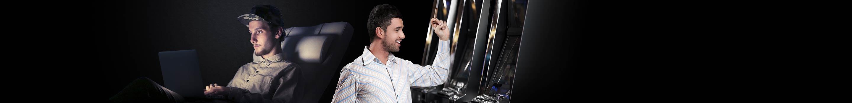 Kuo skiriasi online ir įprasti lošimo automatai