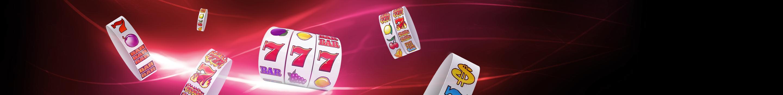 Retro stiliaus lošimo automatai